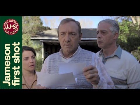 Kevin Spacey, Envelope: Jameson First Shot 2012