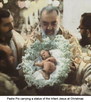 St Padre Pio's Christmas Meditation