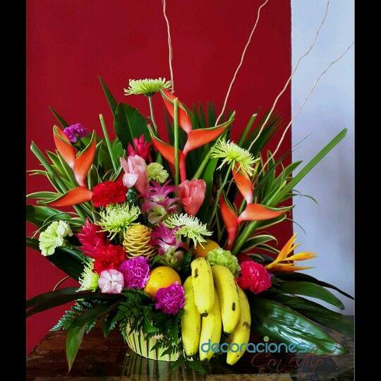 17 mejores im genes sobre flores naturales y artificiales - Frutas artificiales para decoracion ...