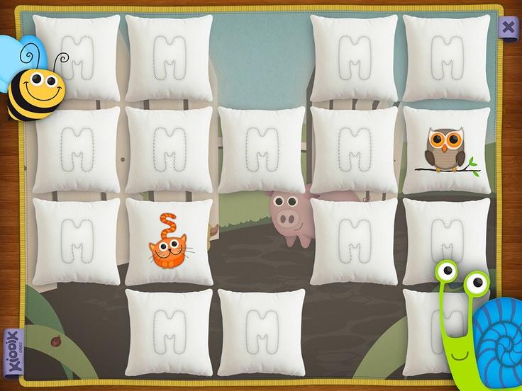 #Memollow - gameplay (farm)  #iPad Apple Game for Kids