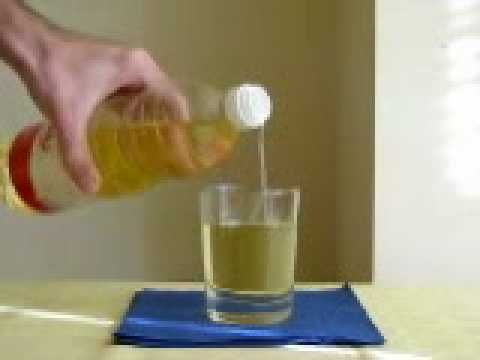 Home Science Experiment Make A Glass Invisible Understanding