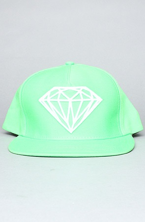 Diamond Supply Co. This color though :) Over 80 design for you to choose from at http://www.bossnotin.com/Diamond-SUPPLY-CO.-Snapback-Cap-80-design?search=Snapback