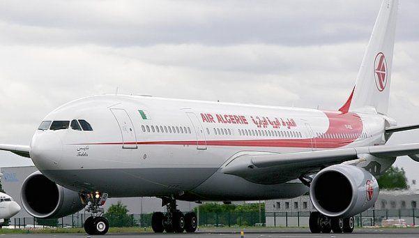 Argelia confirma la caída del avión con 116 personas a bordo.  Luego de horas de informaciones cruzadas, se anunció oficialmente que la aeronave de Air Algerie que volaba desde Burkina Faso con destino a Argel se estrelló en África http://www.diariopopular.com.ar/c198345