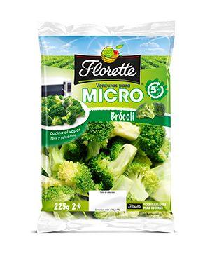 1 bolsa de brócoli florete en crema con 250ml de leche de almendras y sal y 100gr de pechuga de pollo cocinada con 15ml de heinz bajo en azúcares