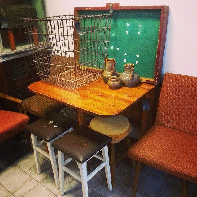 New #vintage #interiors #industrial #design #loft #retro #vintageshop #sklepvintage #poznan #midcenturymodern #midcentury #vintagestyle #brutfurniture #junkstyledesign #table #interiors #vintagedesign #patina #upcycle