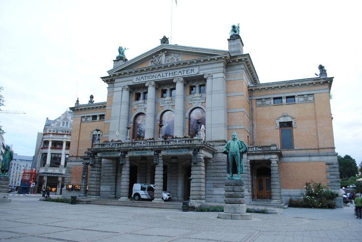Fotografía: Amparo Vinuesa- Oslo