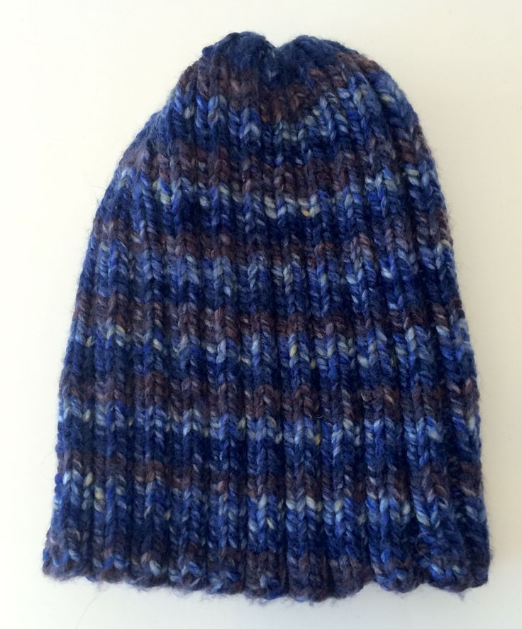 CHARITY HAT (Feb 2016). Premier Yarns Deborah Norville Collection, Serenity, ...