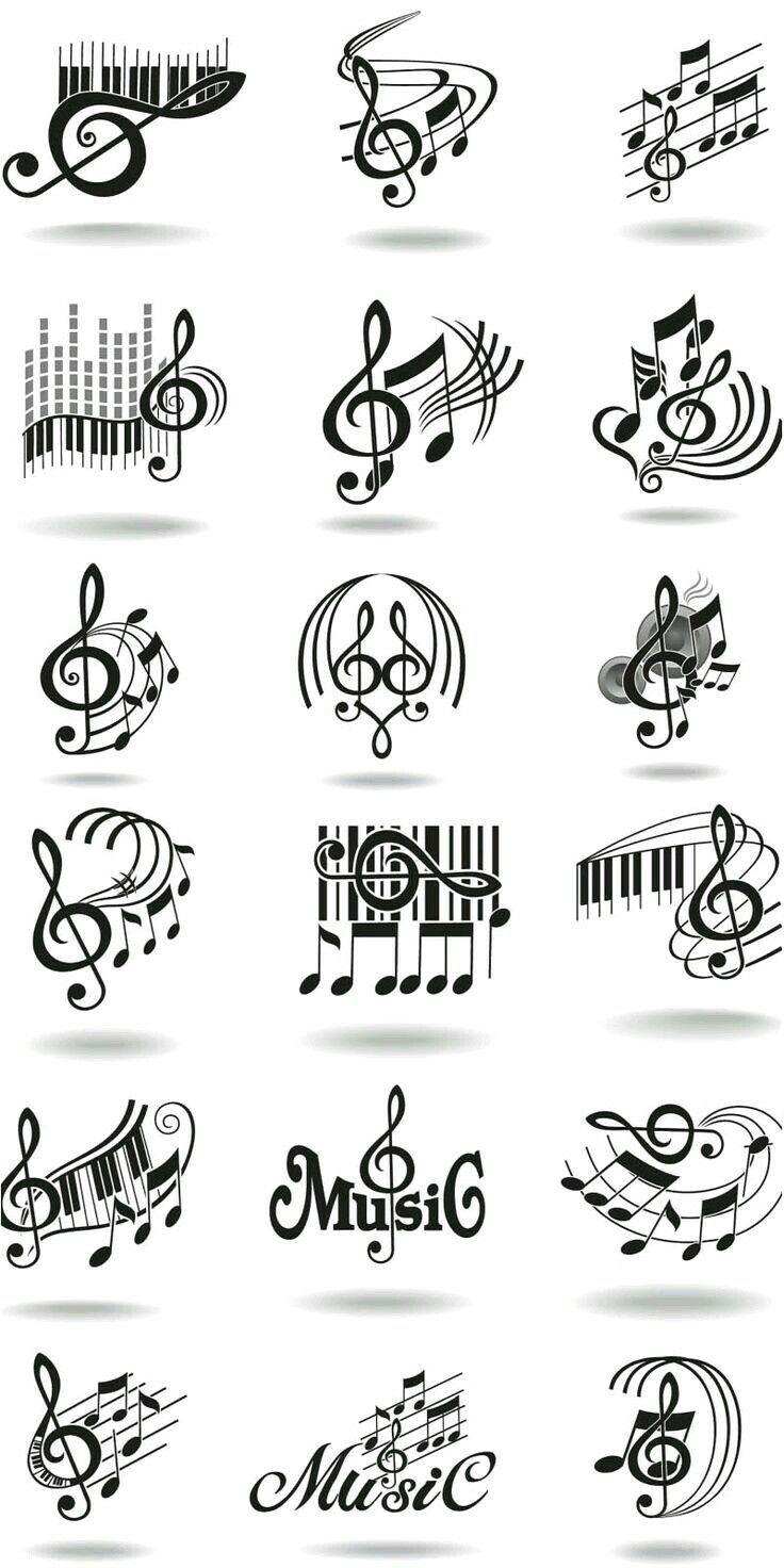 Parce que la Music Nous aime. 🎶 💙❤️💚…