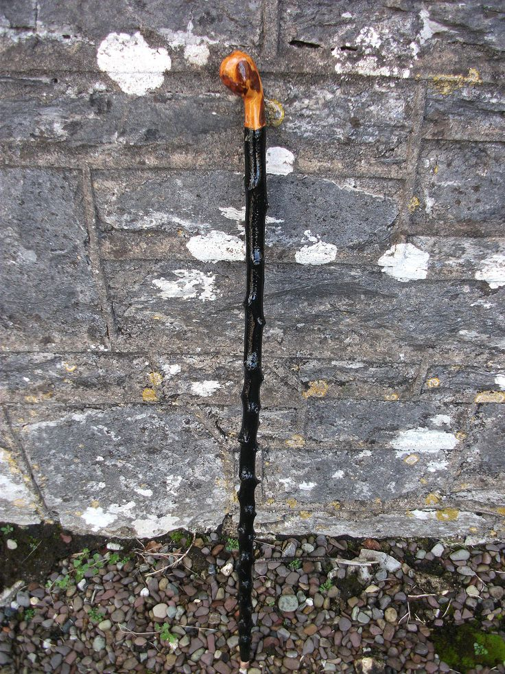 Lowest Price on Authentic Irish Blackthorn Walking Stick.