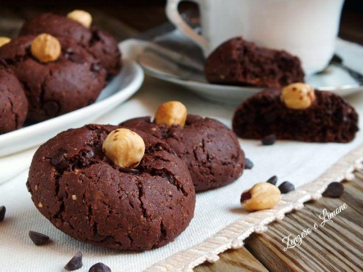 biscotti al cacao