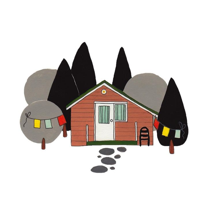 Or maybe a little cabin in the woods? I can't choose!!!  .  .  .  #cabin #cabininthewoods #trekkershut #camping #kampereninhetbos #huisjeinhetbos #vakantieplannen #vakantie #holiday #vacation #tekenen #tekening #drawing #drawdaily #drawawish #illustratie #illustreren #illustrator #illustration #illustratorsoninstagram #illustrationoftheday #creative #gouache #winsorandnewton #womenwhodraw #girlboss #artstagram