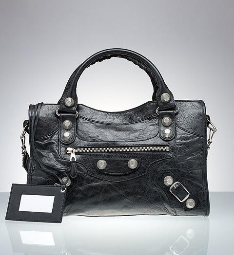 Balenciaga Giant City Silver; My favorite handbag of all time!