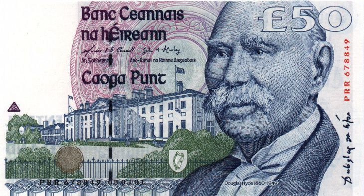 ireland currency | ... ) - paper monetary unit, the note, a denomination, money of Ireland