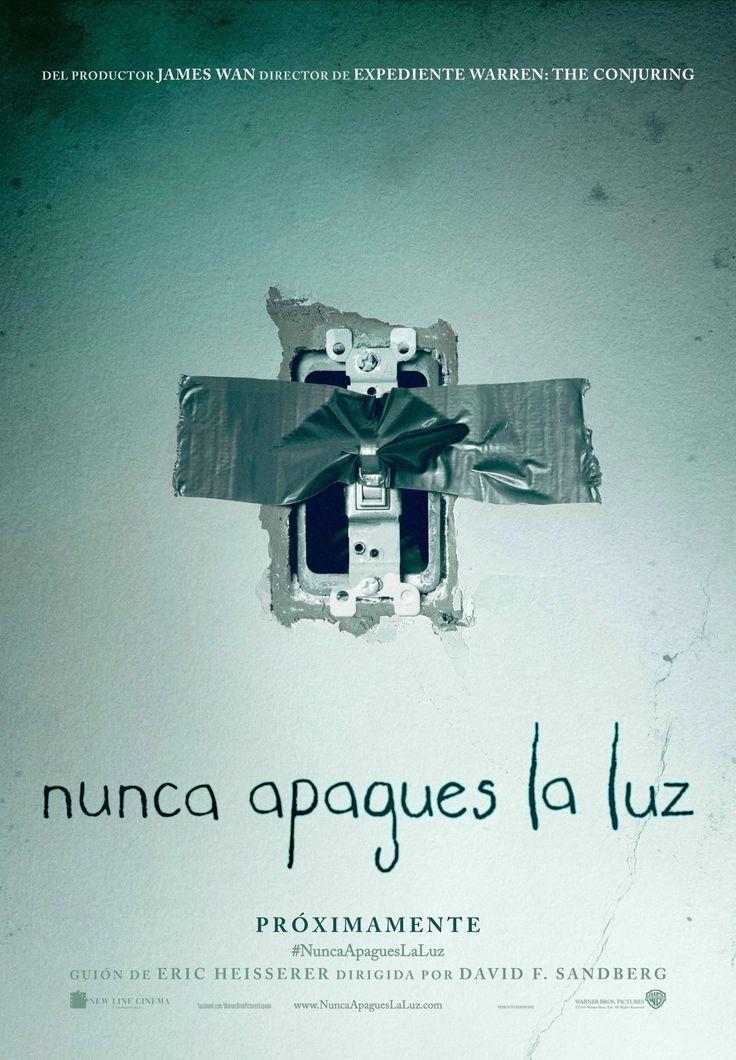 ~ Nunca Apagues La Luz ~ [ 5,4 ] Arenas multicines, 25/08/2016