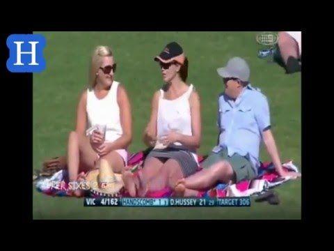 TOP 6 Women Worst bloopers in cricket