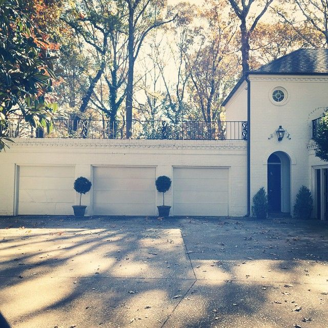 Atlanta Garden Of Bill Hudgins: 1000+ Images About Limestone & Boxwoods On Pinterest