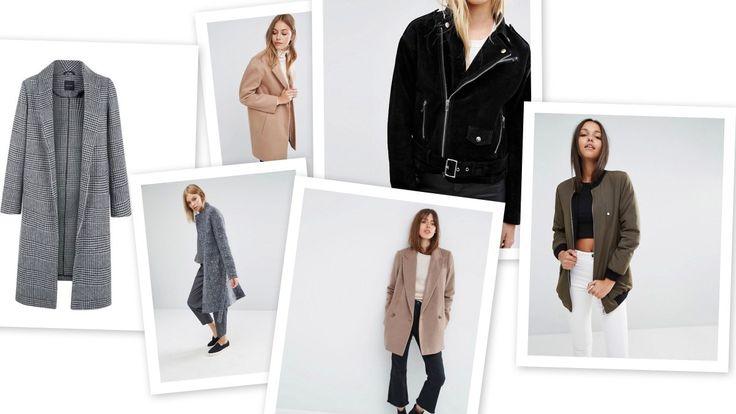 CAPISPALLA CHE PASSIONE! I MIGLIORI CAPPOTTI/GIUBBOTTI  PER L'INVERNO <3 / #coats #fall #winter #coat #asos #zara #forever21 #pullandbear #stradivarius #fashion #inspiration asos coats fall winter 2016 2017