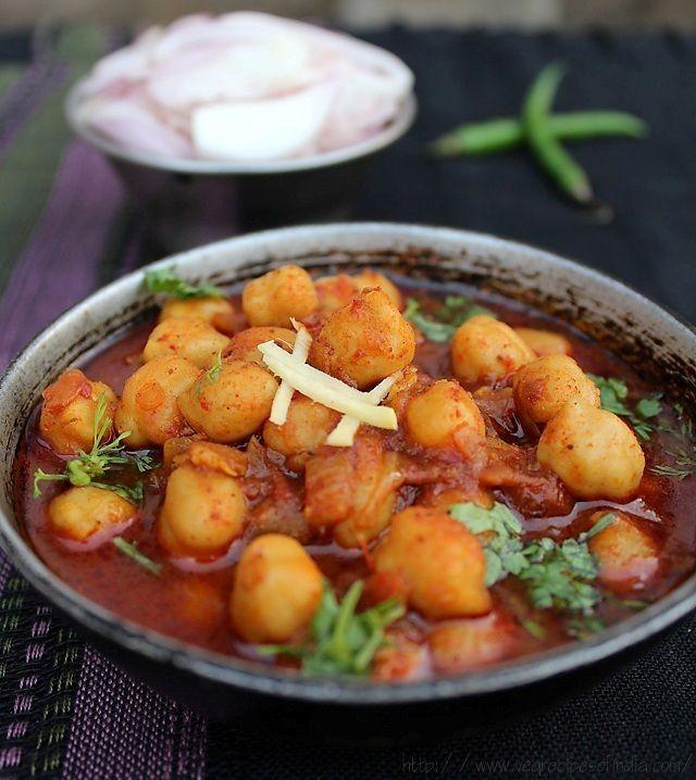 chickpea curry / punjabi chole masala.