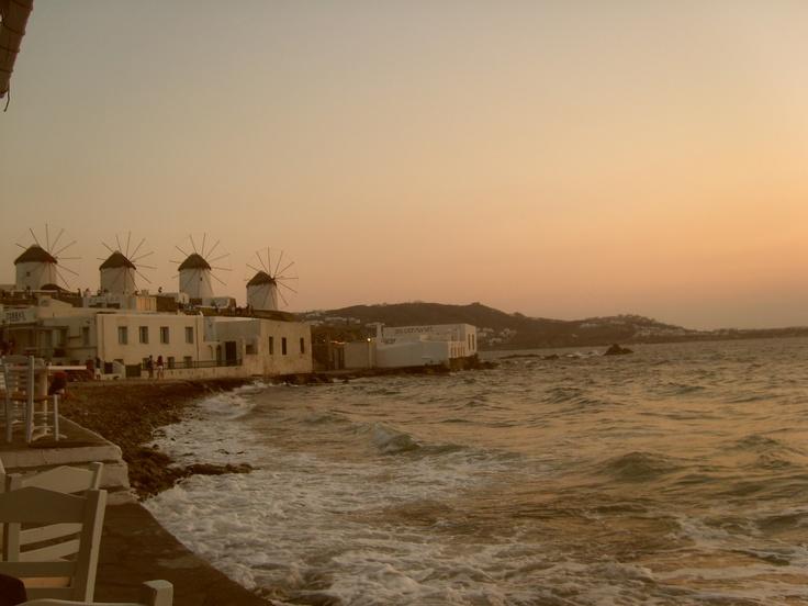 Windmills @ Mykonos
