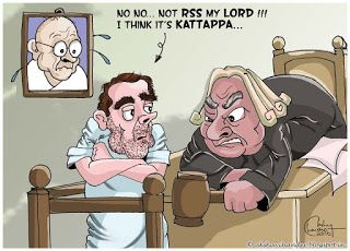 Justoon: Rahul takes U-turn