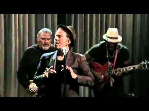 A little tuneio from the great #TomWaits to start the day. With @BigBillMorganfield on geetar. Thanks for the heads up Bill  Tom Waits - Raised Right Men (Live @ Late Night With Jimmy Fallon)