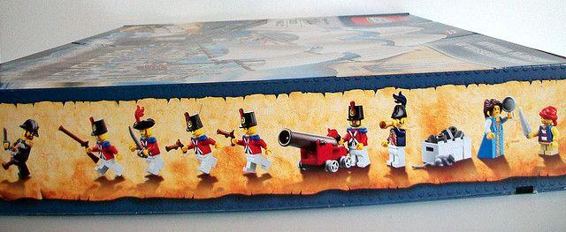 LEGO 10210 Box art - figs | Flickr - Photo Sharing!