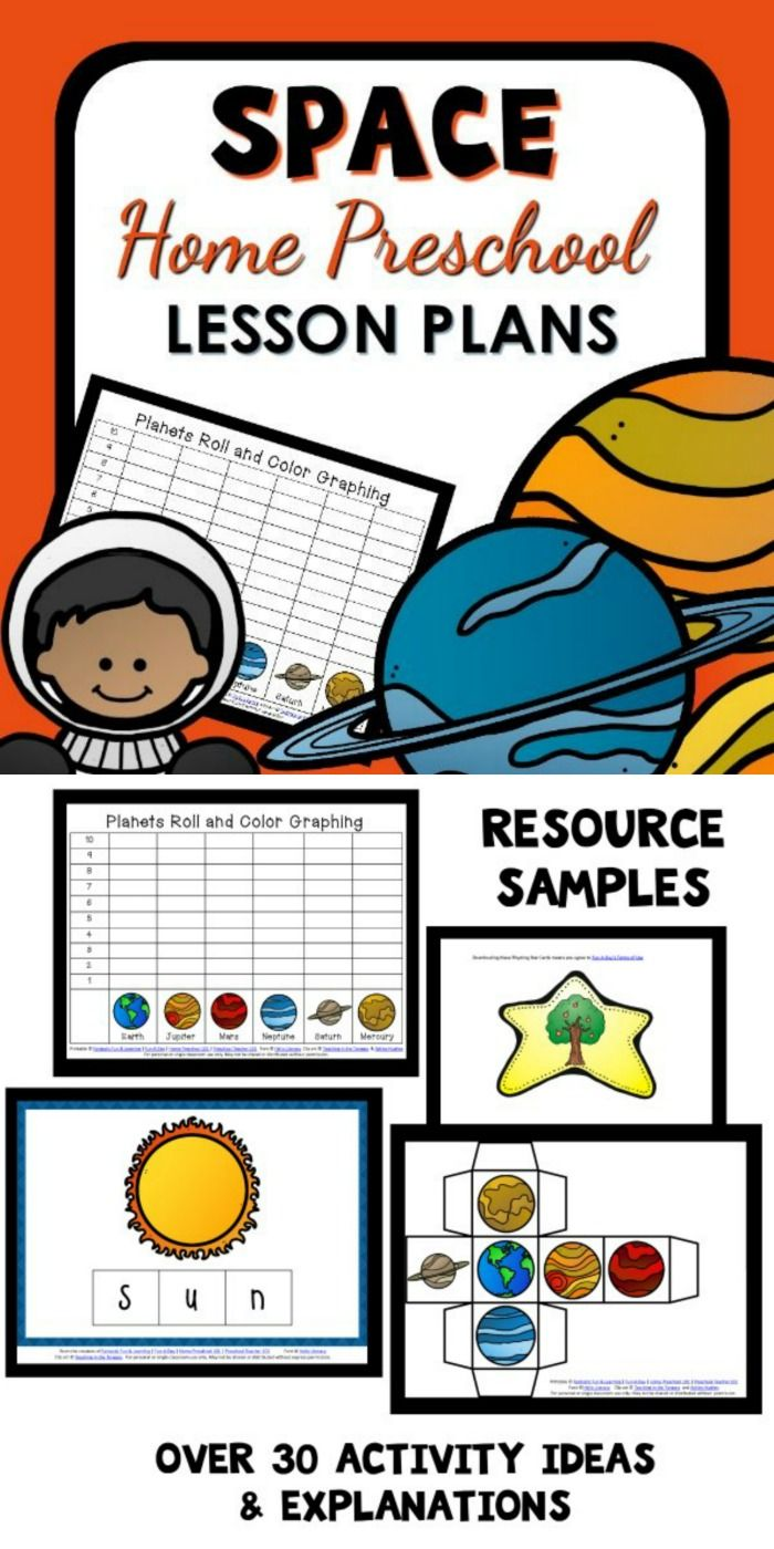 Space Theme Home Preschool Lesson Plan Home Preschool 101 Space Theme Preschool Space Lesson Plans Space Lessons [ 1400 x 700 Pixel ]