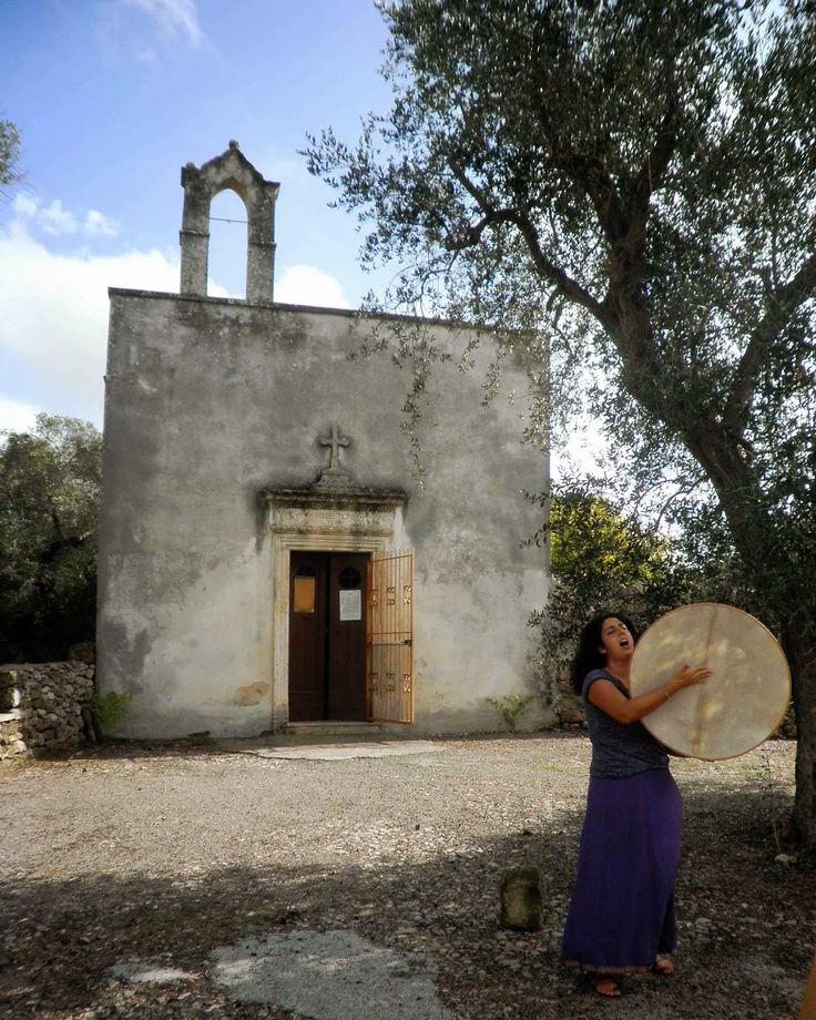 Pizzica a Sternatia, nella Grecia Salentina (Puglia)