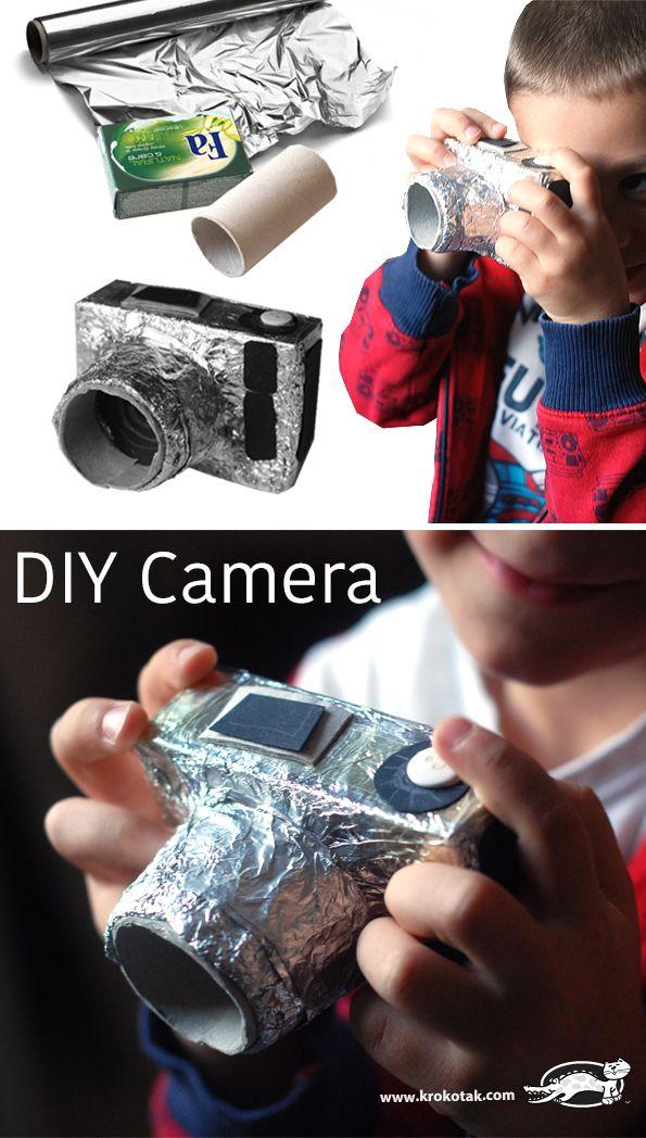 DIY Camera for kids