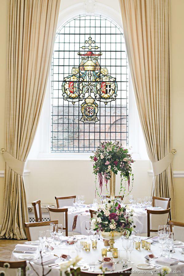 Pinned from www.farnhamcastle-weddings.co.uk