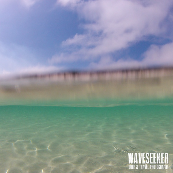 // Splitscreen @ Greens Pool / Western Australia #waveseeker #surf #travel #photography #australia