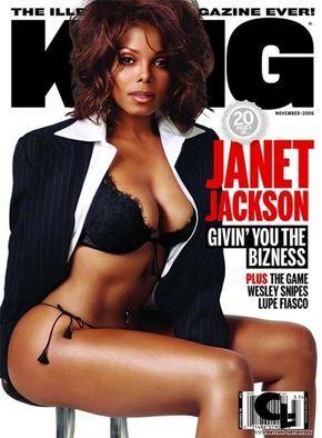 15 Of Janet Jackson's Most Iconic Magazine Covers   StyleBlazer - 2006