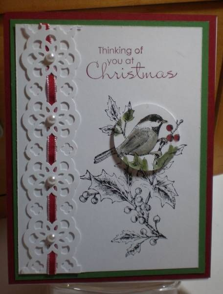 Beautiful Season by nodakstamper - posted on Cards and Paper Crafts at Splitcoaststampers