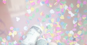 Be Different...Act Normal: Money Balloons [Gift Wrap]