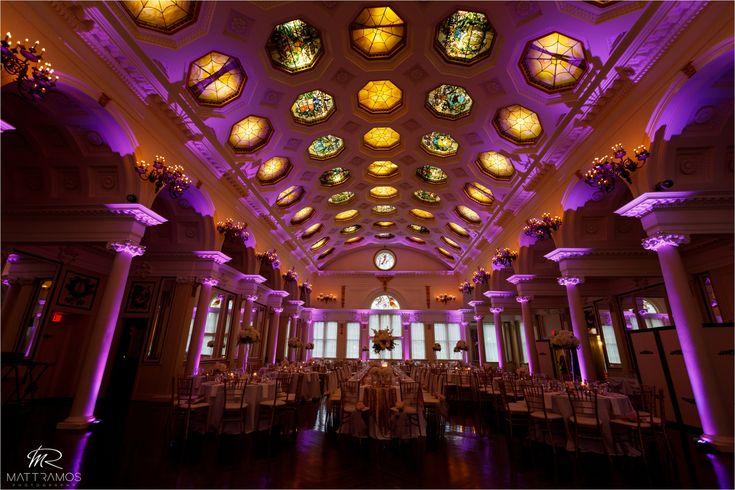 Gorgeous Summer Canfield Casino Wedding – © Matt Ramos Photography