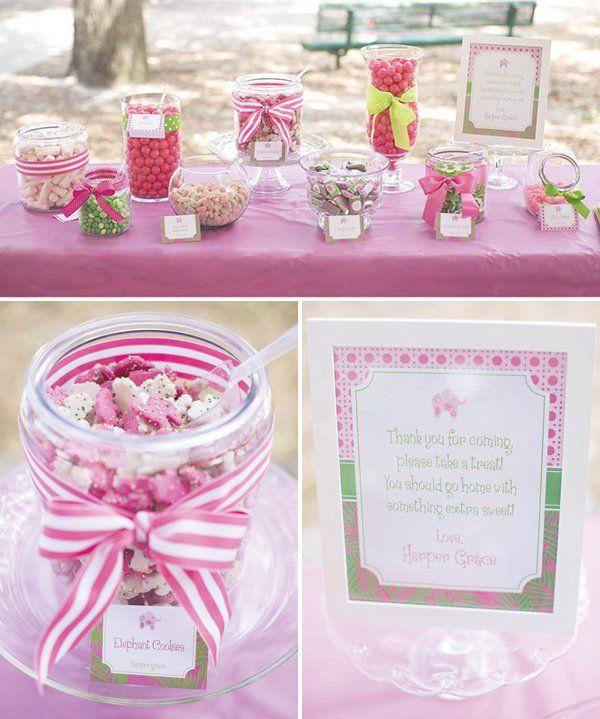 Best 25 First Birthday Favors Ideas On Pinterest: Best 25+ Pink Elephant Party Ideas On Pinterest