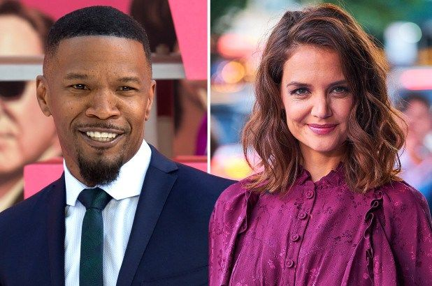 Katie Holmes And Jamie Foxx Finally Go Public With Their Relationship