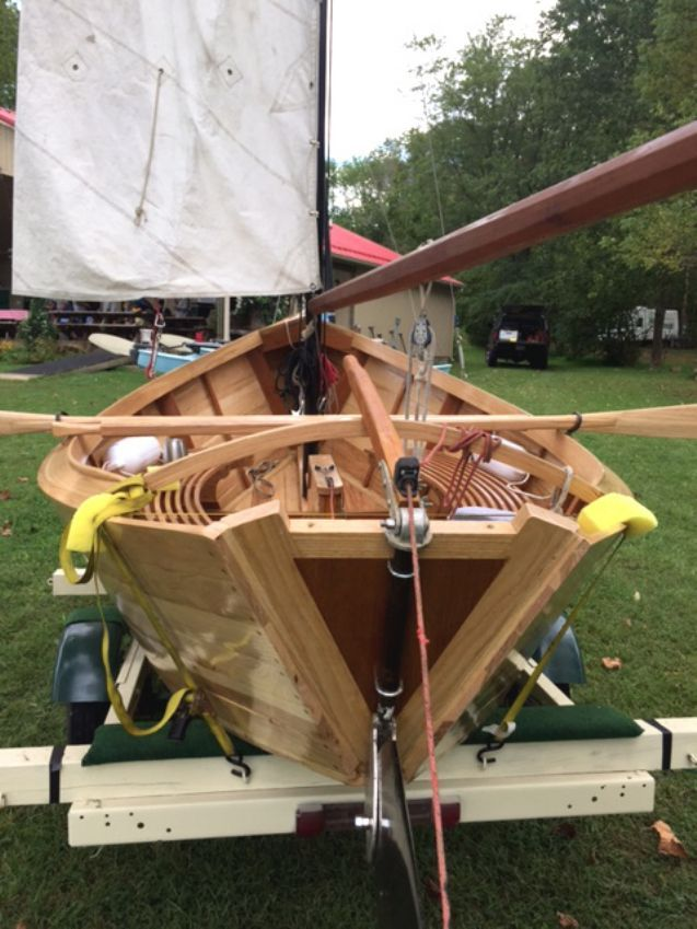 51 best images about Stitch and Glue boats on Pinterest | Boat plans, Boats and Bow fishing