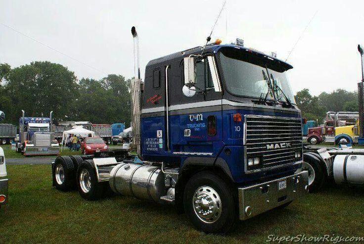 Freightliner Trucks For Sale >> Cabover Mack. | Cabover Trucks: We Got Cabover Fever ...
