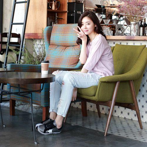 Womens Clothing Store [VANILLAMINT] no.319 Baggy jean / Size : S,M,L / Price : 42.36 USD #dailyllook #dailyfashion #fashionitem #ootd #bottom #pants #jeans #vanillamint http://en.vanillamint.net/