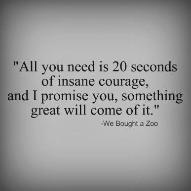 Something great will come.  #positive #life #quote #zoo #motivation