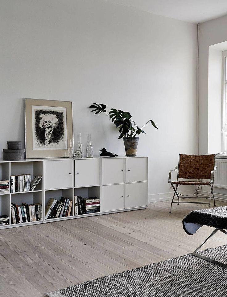 Simple and cozy - via cocolapinedesign.com