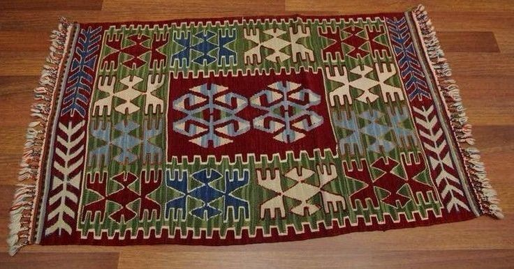 Owning a carpet or kilim means two things; first having a beautifully crafted piece of art with harmonious colours and exciting patterns with which to decorate the house. Second, it is like taking a page out of an Anatolian native's life, a page out of a history of a rich, though sadly vanishing tradition. | eBay!