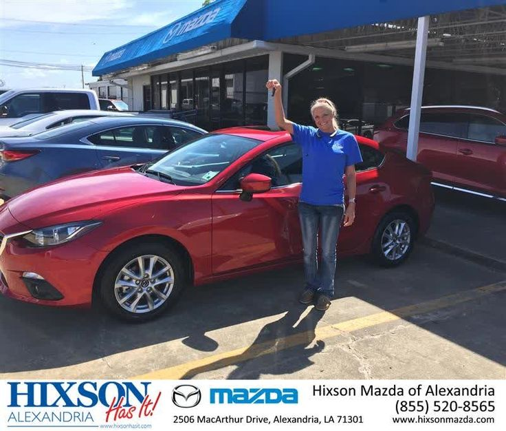 Happy Anniversary to Joey on your #Mazda #Mazda3 from Kenderick Veal at Hixson Mazda of Alexandria!  https://deliverymaxx.com/DealerReviews.aspx?DealerCode=PSKP  #Anniversary #HixsonMazdaofAlexandria