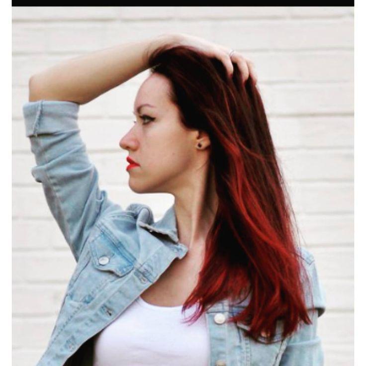 red hair/ fashion color/ Ombre color/растяжка цвета/Окрашивание волос Омбре/  Балаяж/ Шатуш/ Красные волосы/Яркий образ/ Модное окрашивание/растяжка цвета / омбре / красные волосы/ креативное окрашивание Модный цвет волос/ Покрасить волосы в Москве.