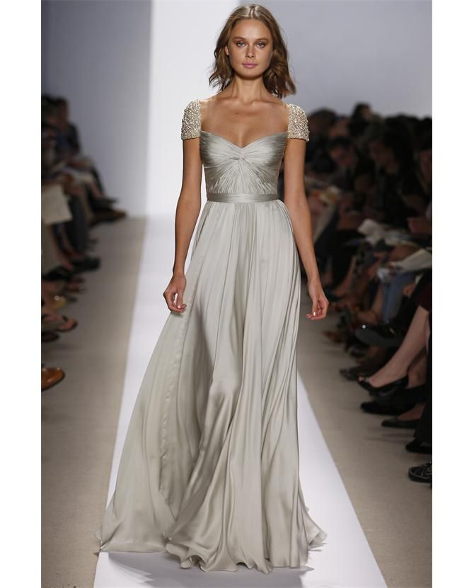 1000+ images about Wedding dresses on Pinterest | Maggie