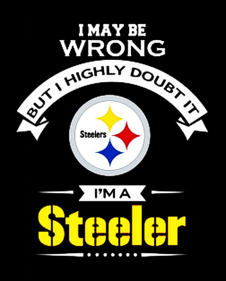 Pittsburgh Steelers (Favorite Meme Products)