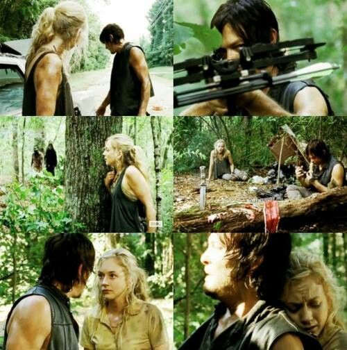 Should Daryl hook up with Beth