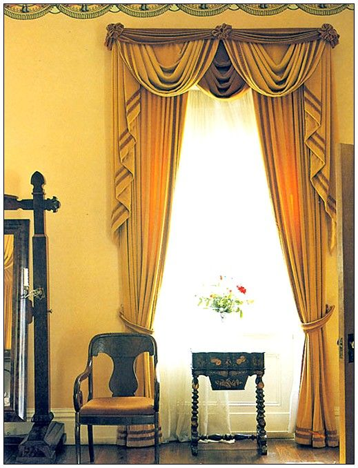 17 best images about windows treatment glamourous on - Modern window treatment ideas ...