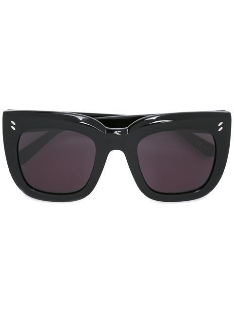 Stella McCartney   Óculos de sol quadrado